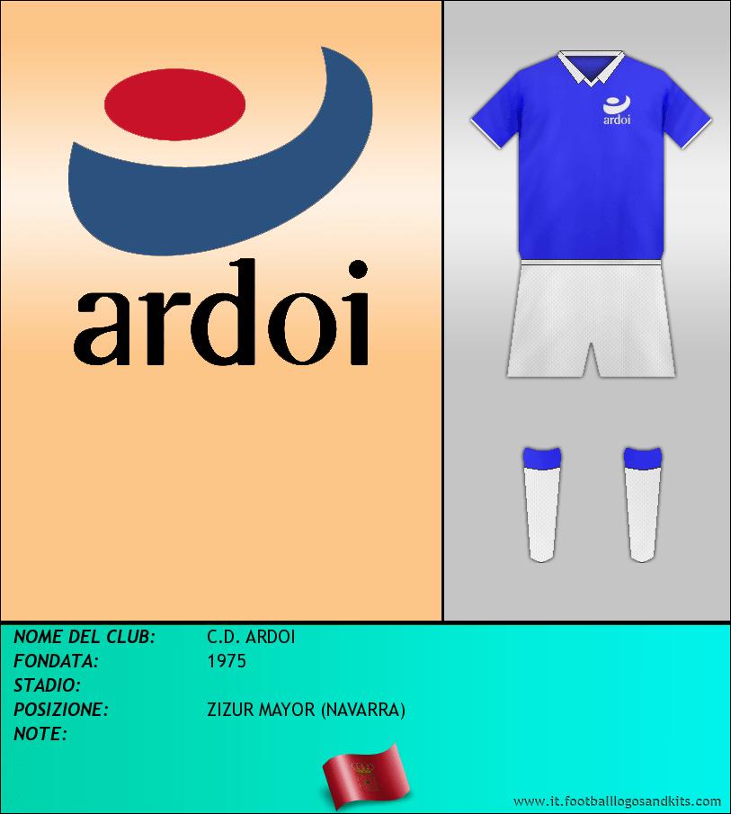 Logo di C.D. ARDOI