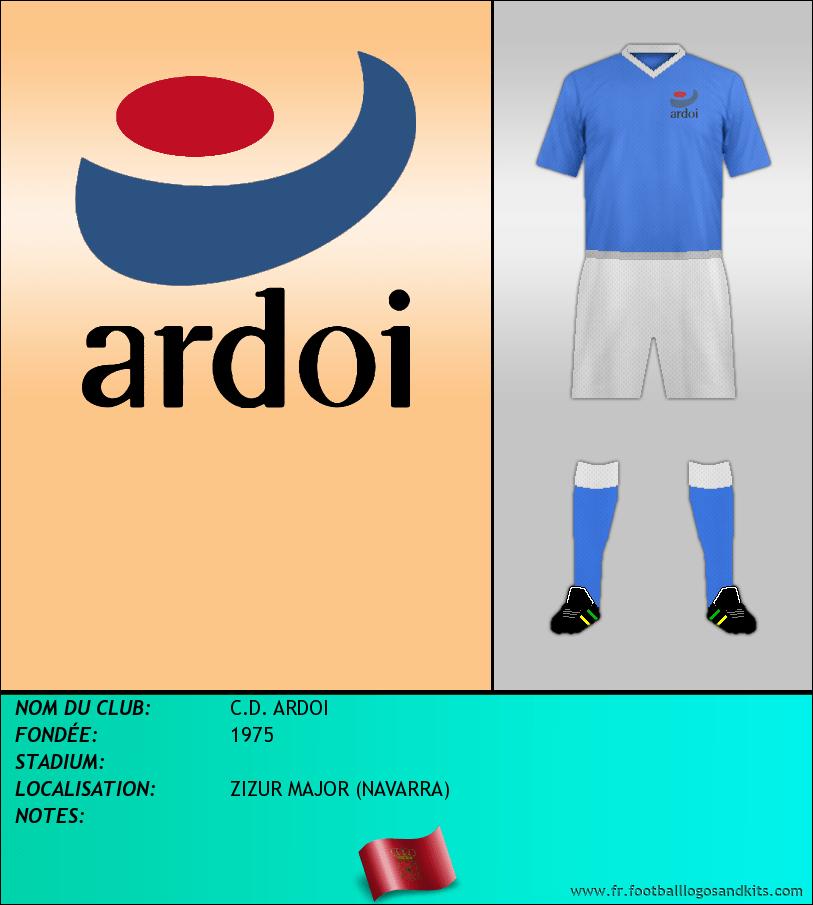 Logo de C.D. ARDOI