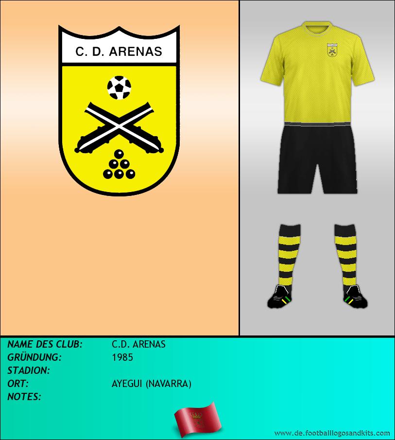 Logo C.D. ARENAS