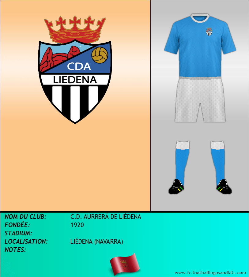Logo de C.D. AURRERÁ DE LIÉDENA