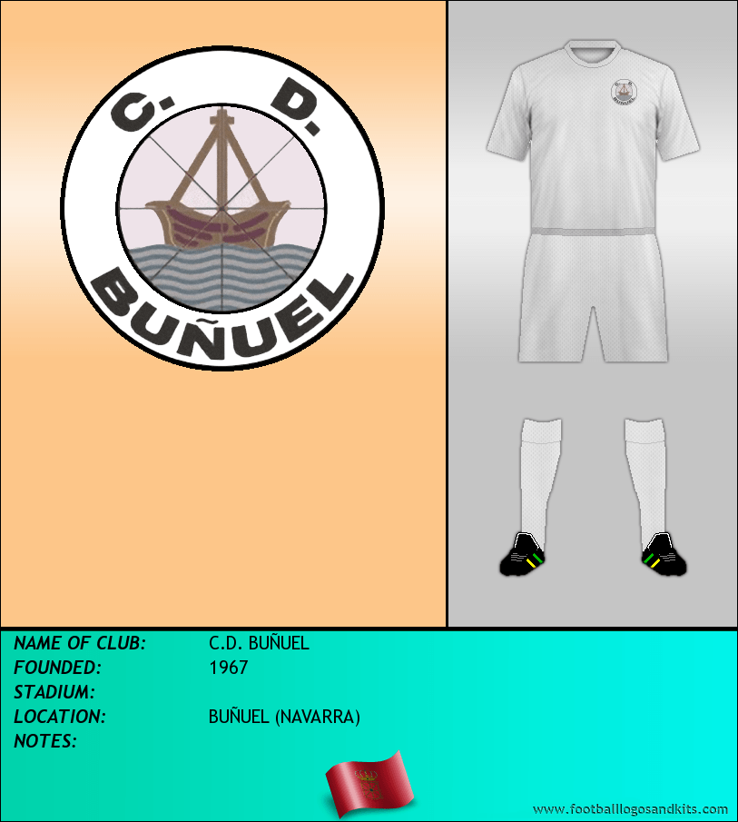 Logo of C.D. BUÑUEL