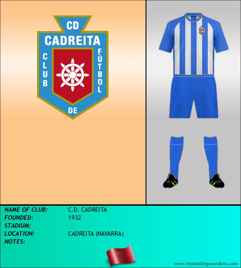 Logo of C.D. CADREITA