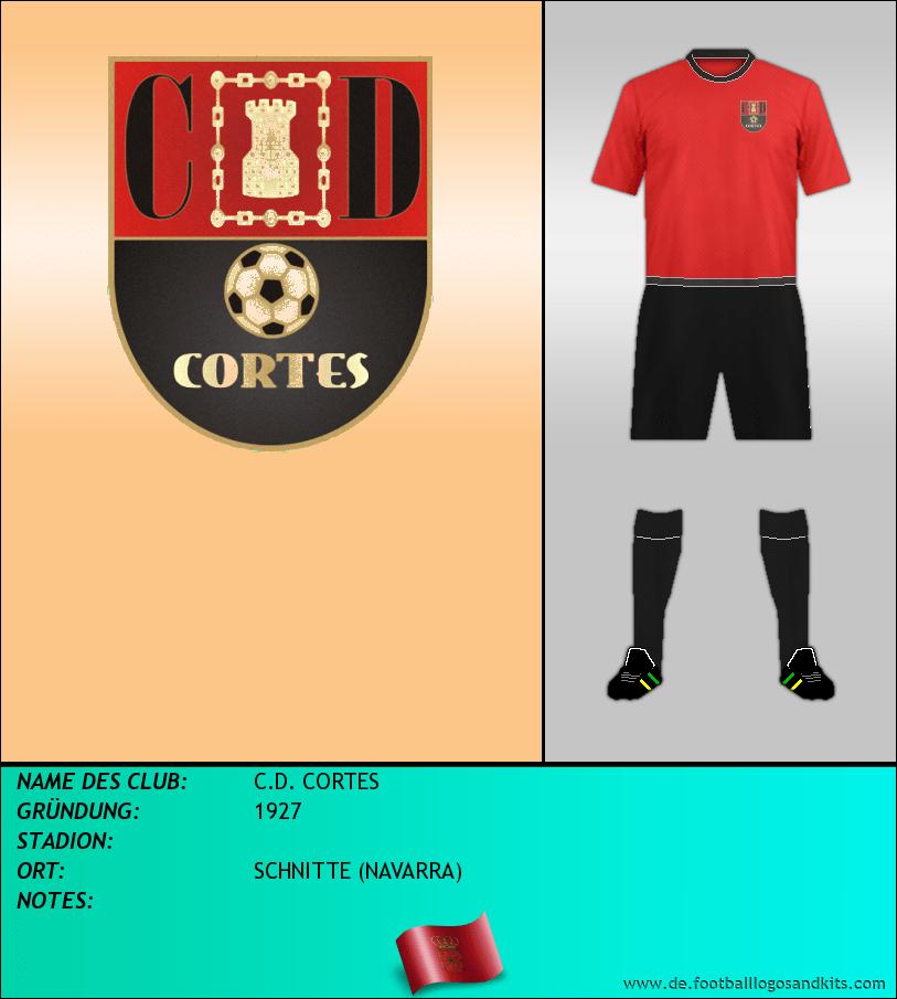 Logo C.D. CORTES