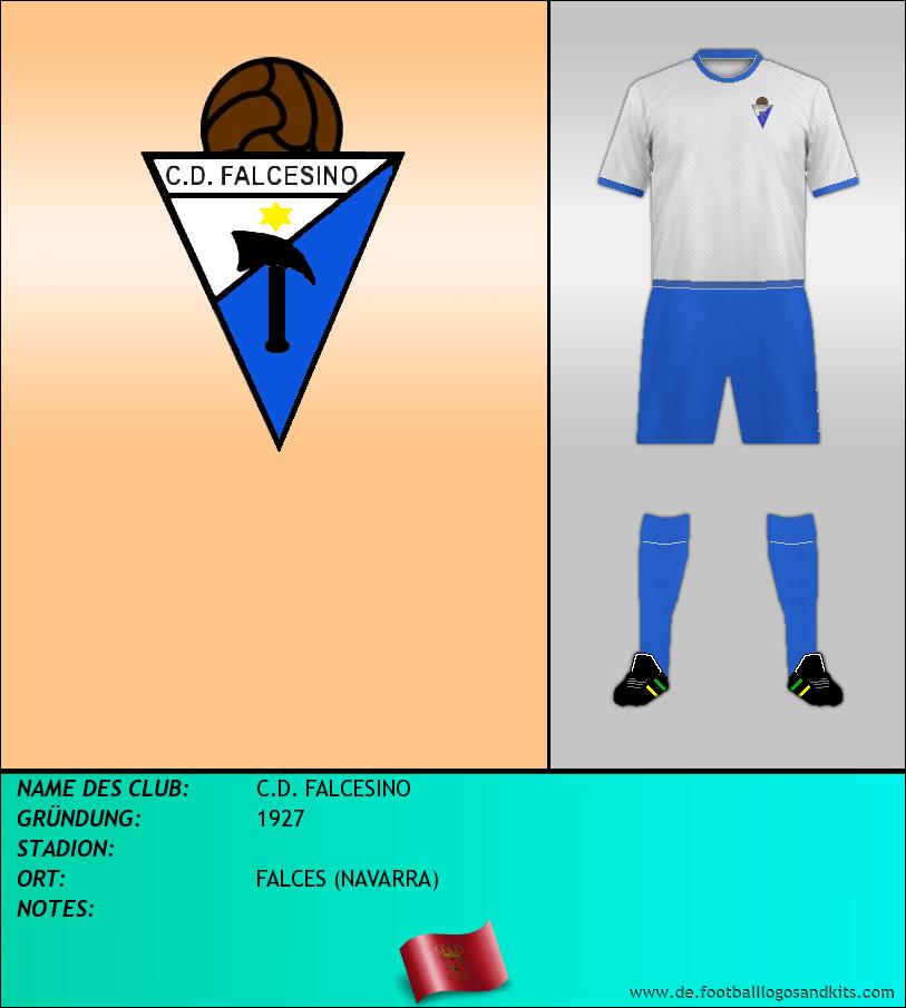 Logo C.D. FALCESINO