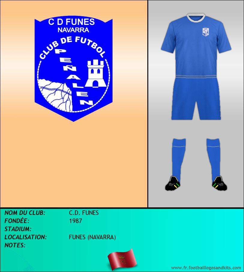 Logo de C.D. FUNES