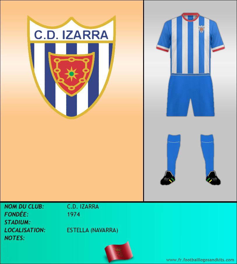 Logo de C.D. IZARRA