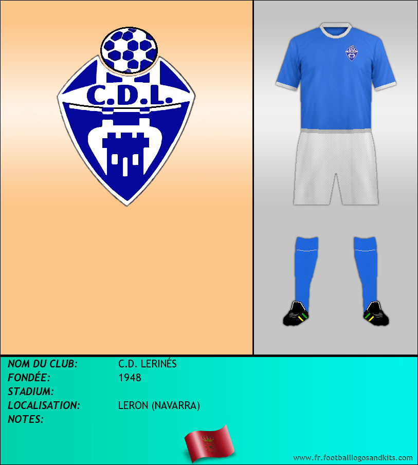 Logo de C.D. LERINÉS