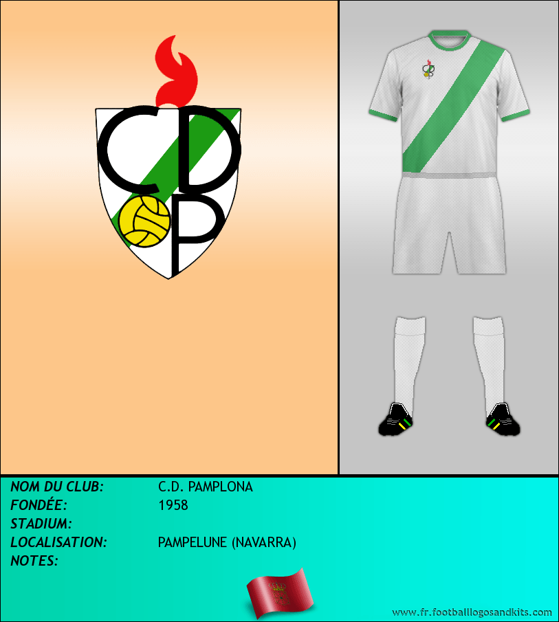 Logo de C.D. PAMPLONA