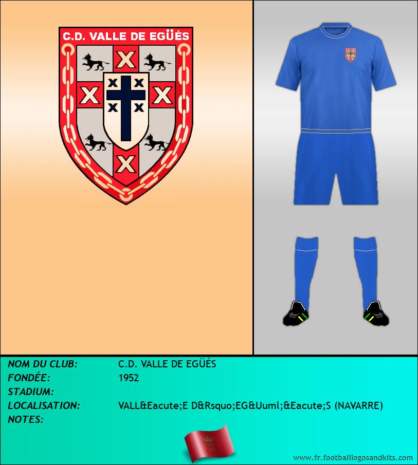 Logo de C.D. VALLE DE EGÜÉS