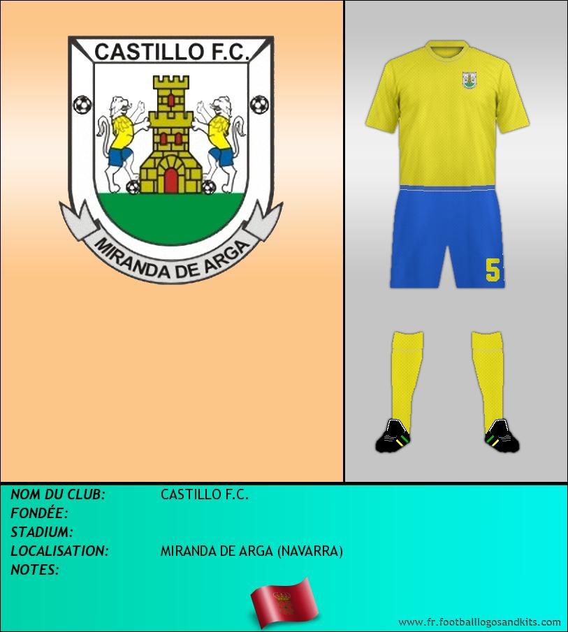 Logo de CASTILLO F.C.