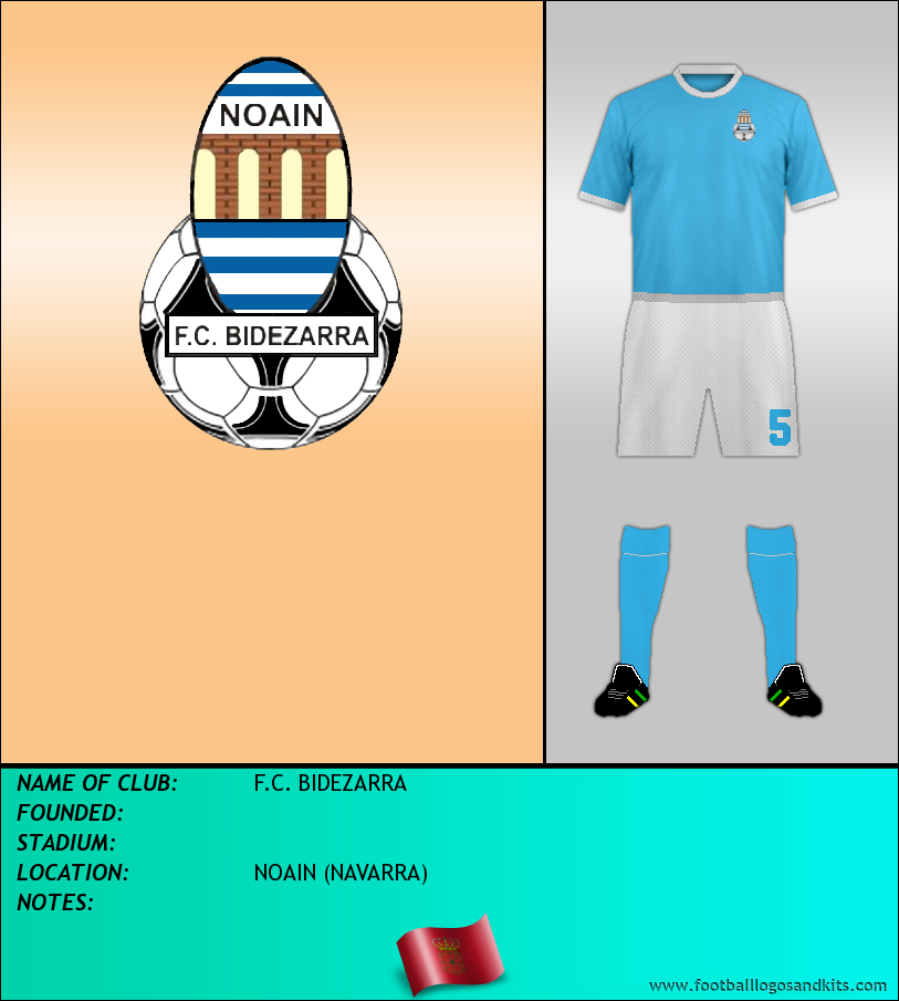 Logo of F.C. BIDEZARRA