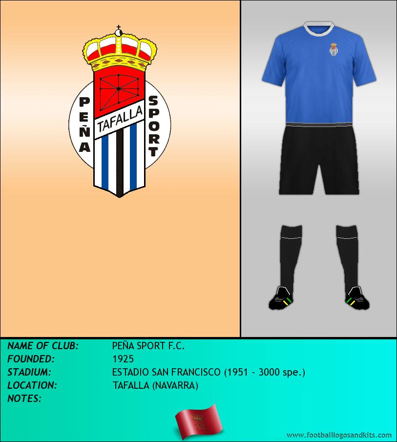 Logo of PEÑA SPORT F.C.