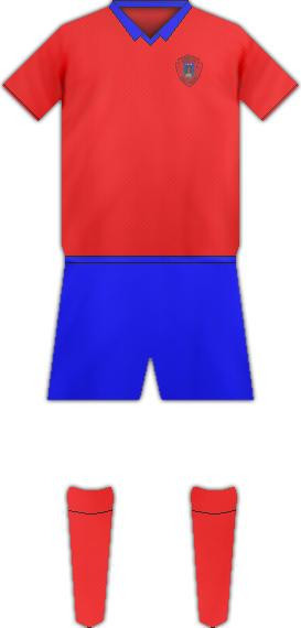 Kit ANAITASUNA F.C.