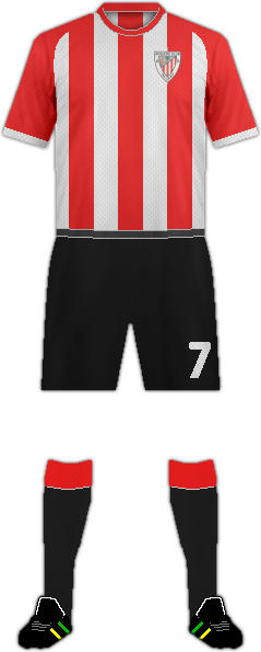 Trikot ATHLETIC C. BILBAO