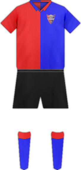 Kit BALMASEDA F.C.