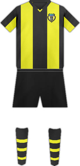 Trikot BASCONIA CD