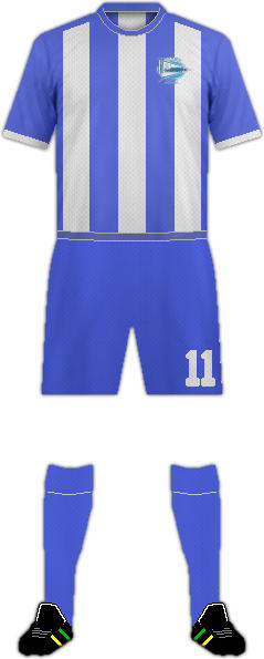 Kit DEPORTIVO ALAVES