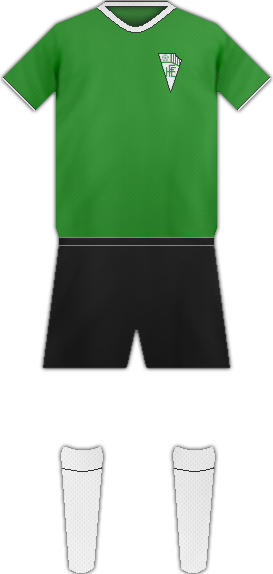 Kit HONDARRIBIA F.C.