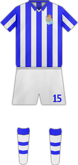 Kit REAL  SOCIEDAD S.S.