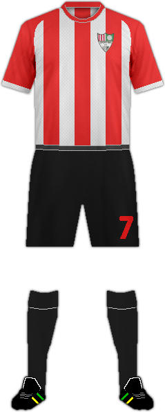 Kit SPORTING DE LUTXANA