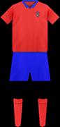 キットAnaitasunaフットボールクラブ