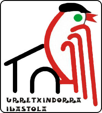 Logo of A.D. URRETXINDORRA (BASQUE COUNTRY)