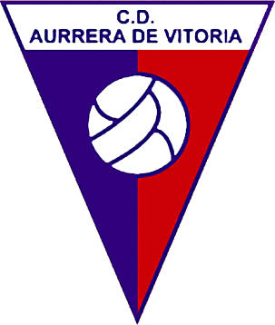 Logo of C.D. AURRERA DE VITORIA (BASQUE COUNTRY)