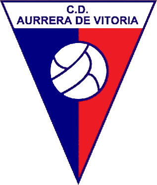 Logo of C.D. AURRERA VITORIA (BASQUE COUNTRY)