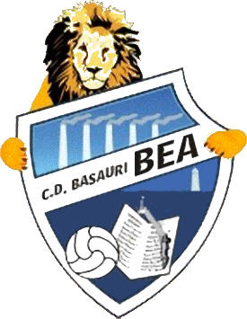 Logo of C.D. BASAURI-B.E.A. (BASQUE COUNTRY)