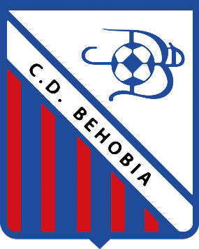 Logo of C.D. BEHOBIA (BASQUE COUNTRY)