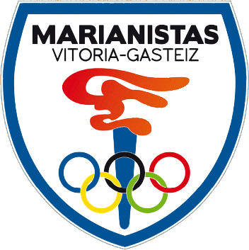 Logo of C.D. EL PILAR-MARIANISTAS (BASQUE COUNTRY)