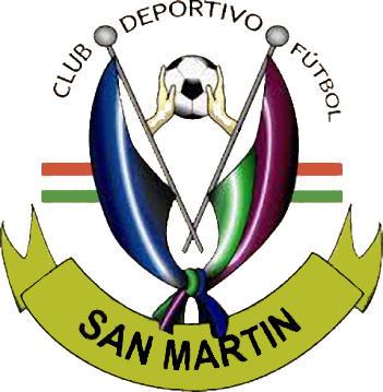 Logo of C.D. FÚTBOL SAN MARTIN (BASQUE COUNTRY)