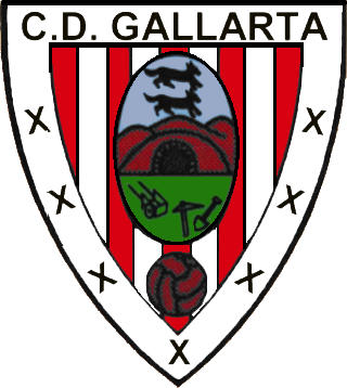 Logo of C.D. GALLARTA (BASQUE COUNTRY)