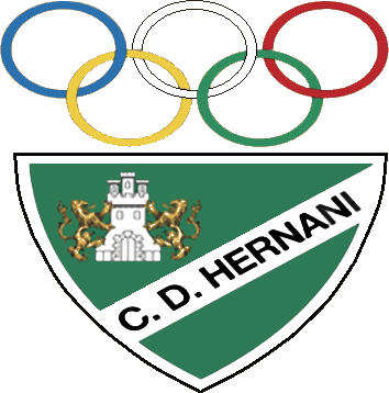 Logo of C.D. HERNANI DESDE 2020 (BASQUE COUNTRY)