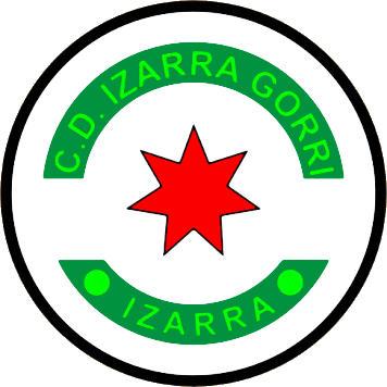 Logo of C.D. IZARRA GORRI (BASQUE COUNTRY)