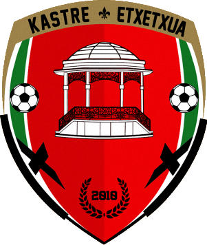 Logo of C.D. KASTRE ETXETXUA (BASQUE COUNTRY)