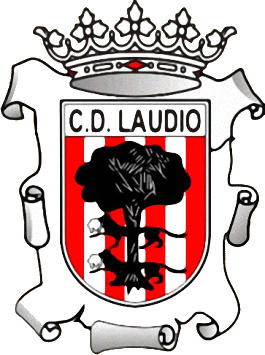 Logo of C.D. LAUDIO (BASQUE COUNTRY)