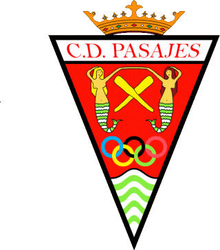 Logo of C.D. PASAJES (BASQUE COUNTRY)