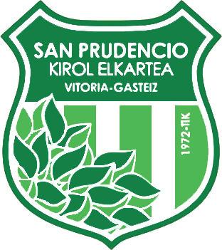 Logo of C.D. SAN PRUDENCIO (BASQUE COUNTRY)