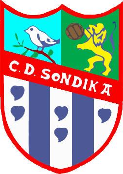 Logo of C.D. SONDIKA (BASQUE COUNTRY)