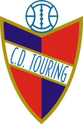 Logo of C.D. TOURING (BASQUE COUNTRY)