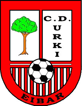 Logo of C.D. URKI (BASQUE COUNTRY)
