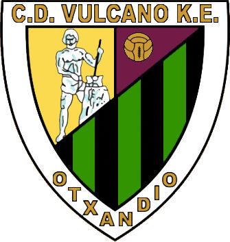 Logo de C.D. VULCANO K.E. (PAYS BASQUE)