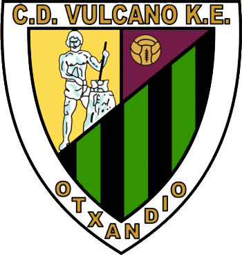 Logo of C.D. VULCANO (BASQUE COUNTRY)