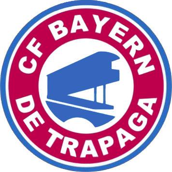 Logo of C.F. BAYERN DE TRAPAGA (BASQUE COUNTRY)