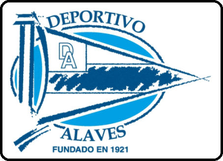 Logo of DEPORTIVO ALAVES (BASQUE COUNTRY)