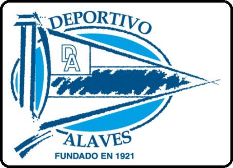Logo de DEPORTIVO ALAVES (PAYS BASQUE)