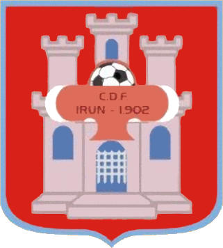 Logo of IRÚN C.F. 1902 (BASQUE COUNTRY)