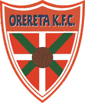 Logo of ORERETA K.F.C. (BASQUE COUNTRY)