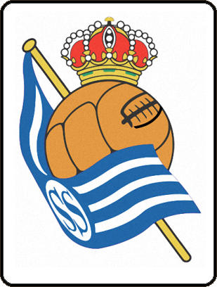 Logo of REAL  SOCIEDAD S.S. (BASQUE COUNTRY)